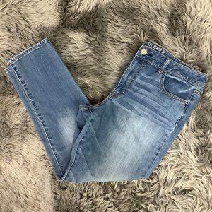 American Eagle | Women's Hi-Rise Jeans | Size 14